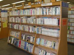 本館平和図書コーナー